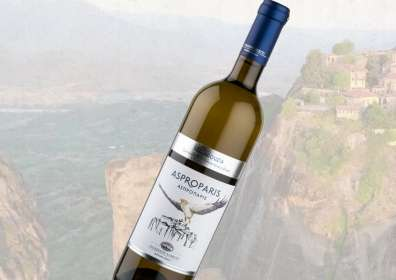 ASPROPARIS Malagousia | Dry White Wine