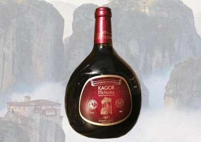 METEORA Kagor   Wine the Monks