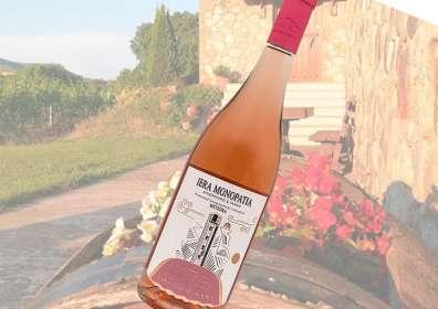 IERA MONOPATIA Syrah | Dry Rose Wine